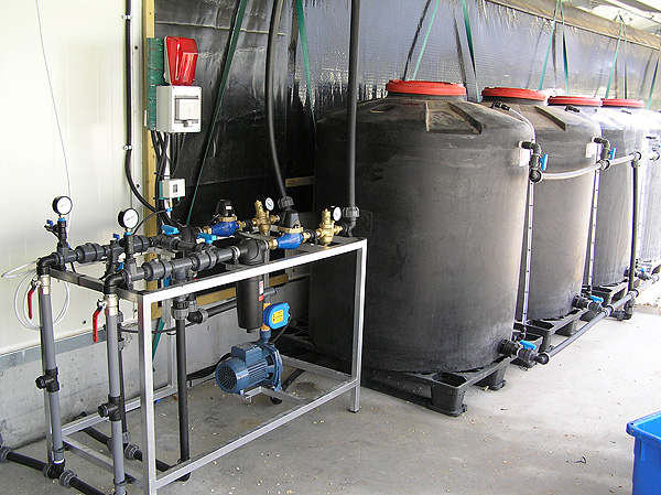 double water system