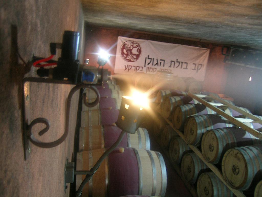 humidification in wine cellar