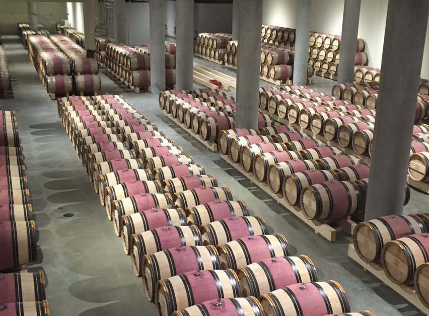humidification in wineries